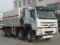 Frestech XKC5310THL4Z granular ammonuim nitrate and fuel oil (ANFO) on-site mixing truck