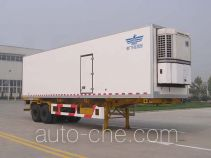 新飞牌XKC9300XLC型冷藏半挂车