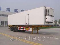 Frestech XKC9340XLC refrigerated trailer