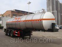Frestech XKC9400GRY flammable liquid tank trailer