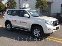 湘陵牌XL5030XJCG5型检测车