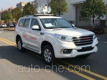 湘陵牌XL5031XJCG5型检测车