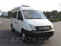湘陵牌XL5040XLJDT型旅居车