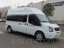 湘陵牌XL5040XTXG4型通信车