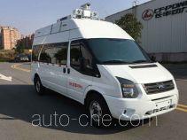湘陵牌XL5041XJCG4型检测车
