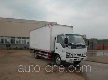 湘陵牌XL5076XXY型厢式运输车