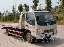 湘陵牌XL5080TQZPJ4型清障车