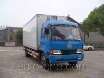 湘陵牌XL5120XLC型冷藏车