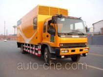 湘陵牌XL5160TDY型电源车