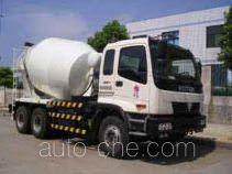 湘陵牌XL5250GJB-A型混凝土搅拌运输车