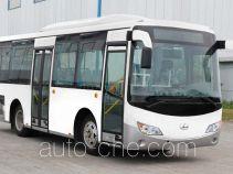 湘陵牌XL6821HFCG4型城市客车