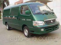 Golden Dragon XML5035XYZ28 почтовый автомобиль