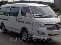 Golden Dragon XML5036XBY65 funeral vehicle
