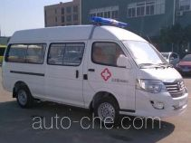 Golden Dragon ambulance