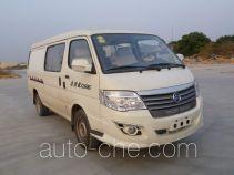 Golden Dragon XML5036XXYEVH0 electric cargo van