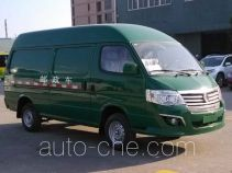 Golden Dragon XML5036XYZEVC0 electric postal van