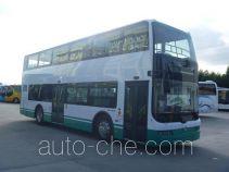 金旅牌XML6116J15CS型双层城市客车