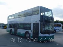 Golden Dragon XML6116J18CS double decker city bus