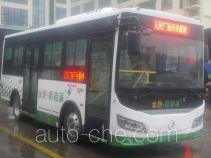 金旅牌XML6705JEV20C型纯电动城市客车
