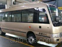 Golden Dragon XML6809JEV60 электрический автобус