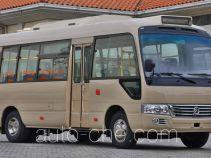 金旅牌XML6809JHEVD5C型混合动力城市客车