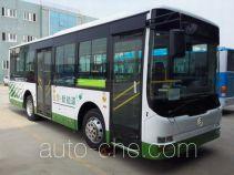 金旅牌XML6855JHEVA8C型混合动力城市客车