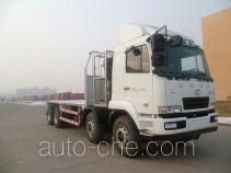 CAMC XMP5310TPB0LNG4 flatbed truck