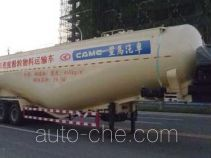 CAMC XMP9402GFL low-density bulk powder transport trailer