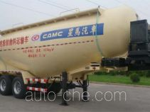 CAMC XMP9403GFL medium density bulk powder transport trailer