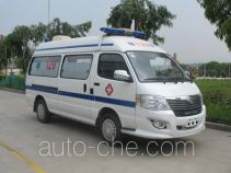 King Long XMQ5030XJH65 ambulance