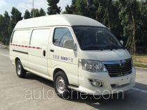 金龙牌XMQ5030XXYBEVS01型纯电动厢式运输车