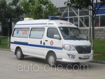 King Long XMQ5034XJH65 ambulance