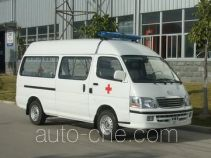 King Long XMQ5030XJH4A ambulance