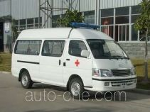 King Long XMQ5031XJH4A ambulance