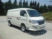 金龙牌XMQ5031XXYBEVL01型纯电动厢式运输车