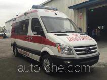 King Long ambulance