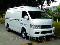 金龙牌XMQ5042XXYBEVS型纯电动厢式运输车