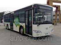 金龙牌XMQ6106AGCHEVD53型混合动力城市客车