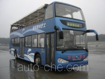 King Long XMQ6111GS double-decker bus