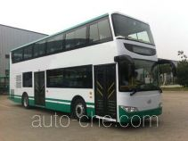 King Long XMQ6111SGN5 double decker city bus