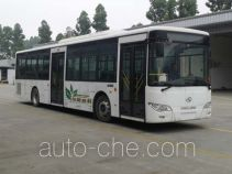 King Long XMQ6127AGBEVL1 electric city bus