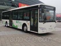 King Long XMQ6127AGCHEVD51 hybrid city bus