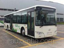King Long XMQ6127AGPHEVN51 hybrid city bus