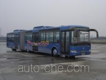 King Long articulated bus