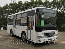 金龙牌XMQ6730AGD4型城市客车