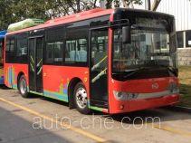 King Long XMQ6802AGCHEVD53 hybrid city bus
