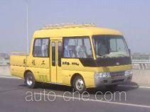 FAW Jiefang XQ5051XGC engineering works vehicle