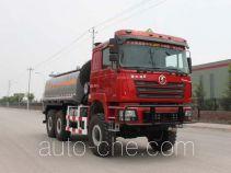 Xishi XSJ5250TSMGYY desert off-road oil tank truck