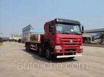 Tanghong XT3310ZZ48P flatbed dump truck