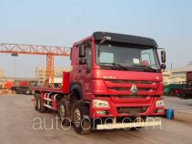 Tanghong XT3310ZZ48PEL flatbed dump truck